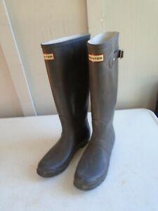 Hunter Original Tall Women's Unisex Rain Boots W23499 Dumfries Scotland US9F