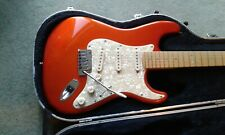 Fender Stratocaster 50th Anniversary Deluxe Candy Tangerine