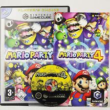 Nintendo Gamecube Spiel - Mario Party 4 (5)
