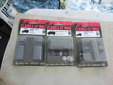 Flames of war  Desert Rats BR 451 CMP 3 Ton ; BR460 Dorchester ; BR431 CMP 1.5