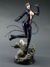 (W_412)1/7 Cat woman Batman ver. Unpainted Resin Figure Kit