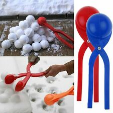 Snowballs Maker Winter Outdoor Activity Snowball Fight Tool Snow Ball Clip Clamp