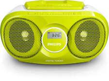 Philips Boombox Lecteur CD Numérique Tuner Radio Fm & MP3 Lien Stéréo Audio Neuf