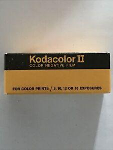 VINTAGE KODACOLOR X COLOR NEGATIVE Film For Color Print CX120 EXP8,12,16 Feb1973