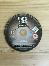 Guitar Hero Metallica for PS3 *Disc Only*