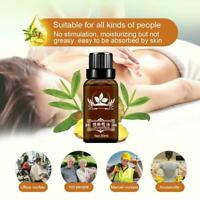 30ml US Pure Ginger Essential Oil Lymphatic Drainage Massage Slimming Therapy