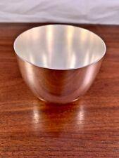 STIEFF STERLING SILVER LOWBALL WHISKEY GLASS / TUMBLER JEFFERSON CUP - NO MONO