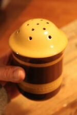 Vintage TG Green Brown – Flour Sifter / Shaker – Great! –