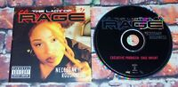 The Lady Of Rage - Necessary Roughness CD Album Death Row 1997