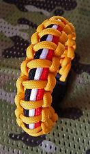 British Army IRAQ Medal 550 Paracord Bracelet