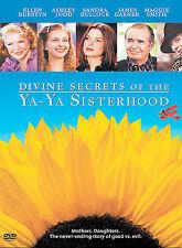 Divine Secrets of the Ya-Ya Sisterhood (DVD, 2002, Full Frame) Sandra Bullock