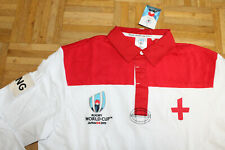 RUGBY World Cup 2019 ENGLAND Shirt L Japan Union Jersey