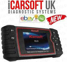 Land Rover Discovery 3 Diagnostic Scan Tool Fault Code Reader - iCarsoft LR V2.0