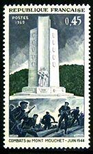 France 1969 Yvert n° 1604 neuf ** 1er choix