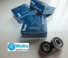 Bearing 607.2RS 607rs 607 2RS 607rs dimension 7x19x6 KOYO fast shipping