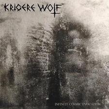 "Krigere Wolf ""Infinite Cosmic Evocation"" (NEU / NEW) Black-Metal"