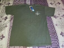 Ford Mustang Laid Back Legends Men's Green Graphic TShirt Size Large - NWT