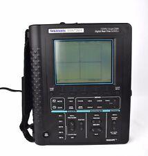 Tektronix THS720A Handheld Oscilloscope 100 MHz 2 Channel 500 MSa/s W/ Extras