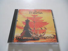 """Tradia """"Welcome to paradise"""" Rare AOR cd 1995  FM records"""