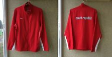 Czech Republic Nike Jacket S Red Camiseta Run Soccer Hockey