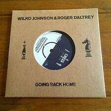 """Wilko Johnson & Roger Daltrey - Going Back Home 7"""" vinyl Sealed"""