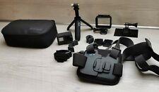 GoPro HERO7 Black Camcorder Actionkamera mit viel Zubehör