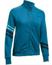 NWT $59 UNDER ARMOUR WOMEN'S FRENCH TERRY WARM UP JACKET SIZE XS