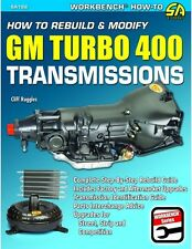 How to Rebuild Modify GM Turbo 400 Transmissions CHEVY WORKSHOP REPAIR MANUAL