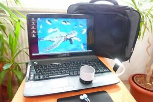 Acer 6930 Diamantschwarz l 16 Zoll CINECRYSTAL HD l  GeForce I Windows 10 l HDMI