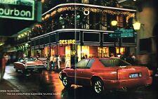 2001 CADILLAC ELDORADO Brochure/Catalog w/Color Chart: ETC,Touring Coupe w/1959