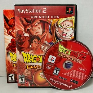 Dragon Ball Z: Budokai | Sony PlayStation 2 PS2 Game CIB Complete Greatest Hits