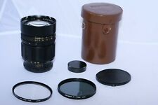 Komura 135mm f2 FAST telephoto lens in M42 screw mount. Sony a7III, Fuji X-PRO2