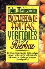 Enciclopedia de Frutas, Vegetales, y Hierbas