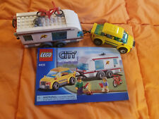 LEGO City 4435 CAR & CARAVAN - Like new