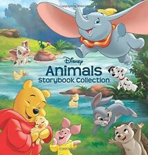 Disney Animals Storybook Collection - New Book Disney Book Group
