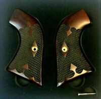 Fits Ruger Wrangler Rosewood GRIPS .22LC models New for 2020 Stunning!