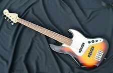 Fender 5 string Bass - Mexico, Sunburst