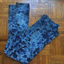 NEW J Brand X Erdem size 25 Skinny Ankle Blue Floral Print Jeans *RARE* LIMITED