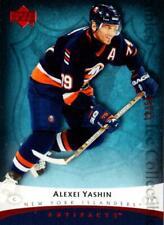 2005-06 UD Artifacts Red #67 Alexei Yashin