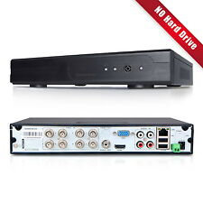 H.264 4in1 AHD NVR TVI CVBS 8CH CCTV Security Digital Video Recorder Hybrid HDMI