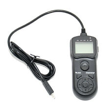JJC TM-F2 Remote Timer re.Sony RM-SPR1 for RX10 III A6300 RX1RII A7SII A6000 etc