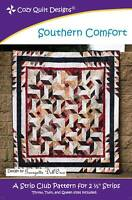 Southern Comfort - Cozy Quilt Designs Quilt Pattern
