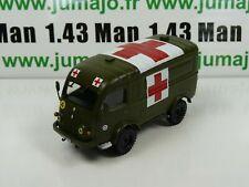 VMF1B militaires Français DIREKT IXO 1/43  Renault 1000 Kgs R2087 croix rouge