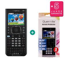 TI Nspire CX CAS Taschenrechner Grafikrechner + Schutzfolie und Garantie