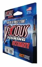 Vicious Ultimate 6# 330 yards Clear Blue Fishing Line