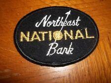 Vintage ??? Northeast National Bank Patch