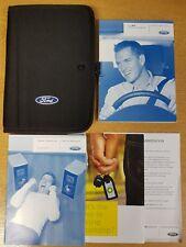 GENUINE FORD KA  SPORT KA HANDBOOK OWNERS MANUAL WALLET 1996-2008 PACK G-710