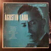 """Agustin Lara """"Agustin Lara"""" Vinyl Record LP"""