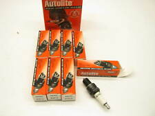 (8) Autolite 403 Ignition Spark Plugs - Copper Resistor