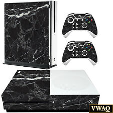 Xbox One Slim Granite Skin Microsoft Xbox One S Marble Decal Sticker VWAQ-XSGC6